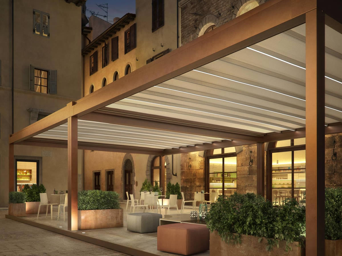 Tende Pergolati Verona : Tende da sole in trentino: caden tendaggi